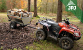 Farmer ATV trailer