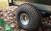 Wheel 11' on the ATV trailer Farmer